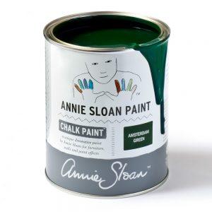Annie Sloan Paint Amsterdam Green