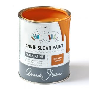 Annie Sloan Paint Barcelona orangetin sq
