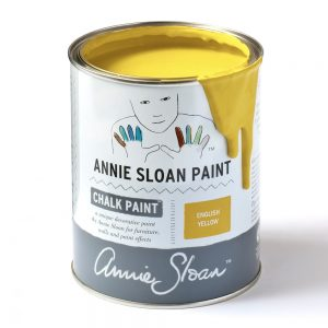 Annie Sloan Paint English Yellow