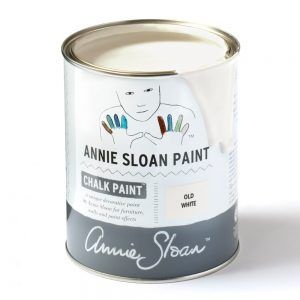 Annie Sloan Paint Old White