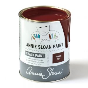 Annie Sloan Paint Primer Red