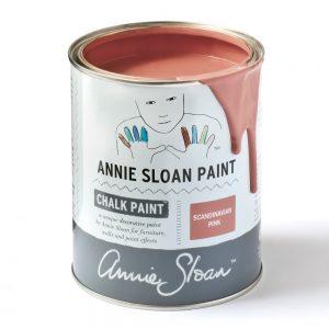 Annie Sloan Paint Scandinavian Pink