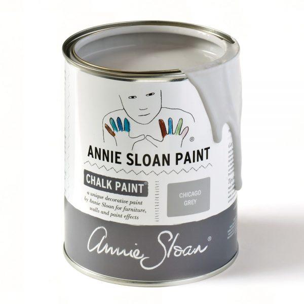 Annie Sloan Paint chicago grey sq