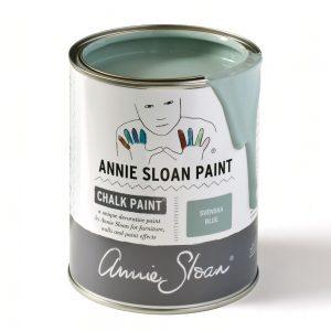 Annie Sloan Paint svenska blue sq