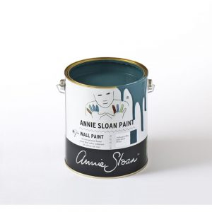 Aubusson Blue Wall Paint 2 5 litres