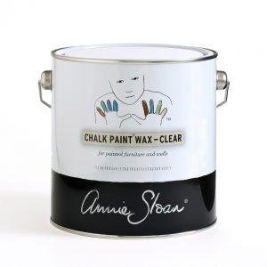 Clear Chalk Paint Wax 2 5 litres 1
