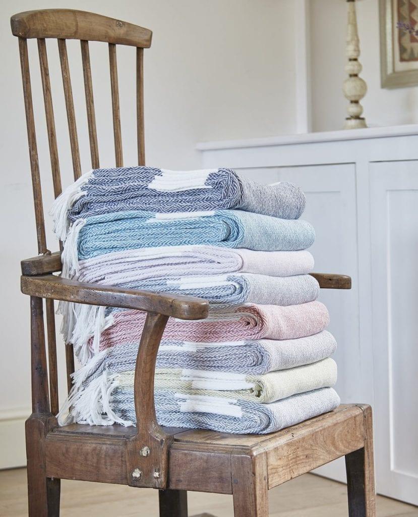 Hammams blankets