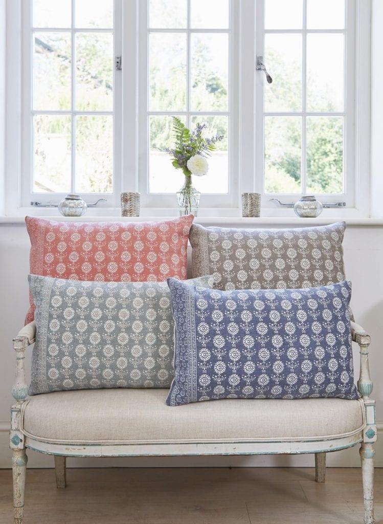 Marigold 40x60cm cushions
