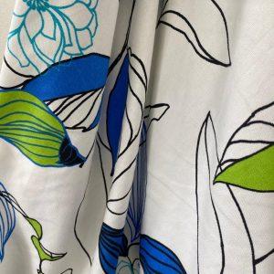 Multi Coloured Heavy Cotton Fabric
