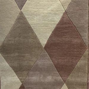 Neutral Palette Of Warm Creams Rug