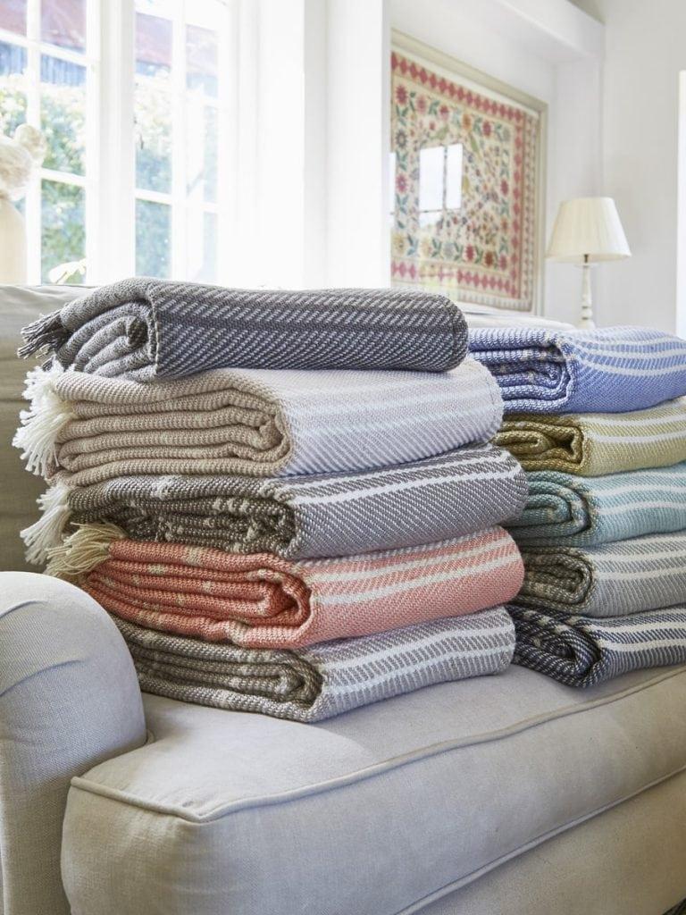 Ox stripe blankets