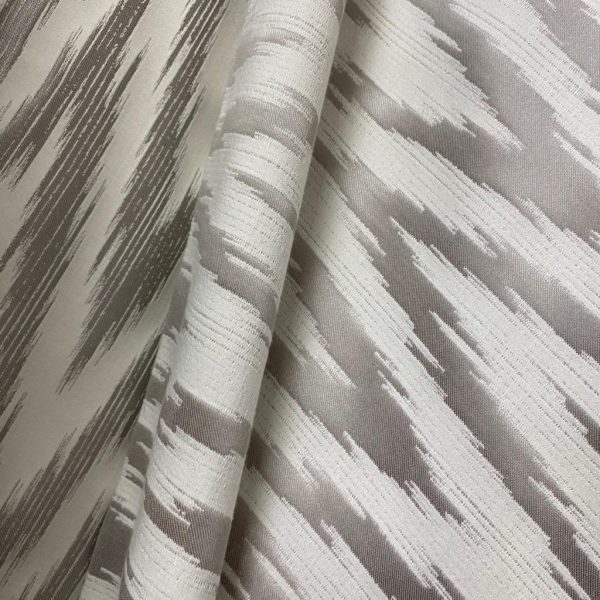 Pale Grey Textured Fabric