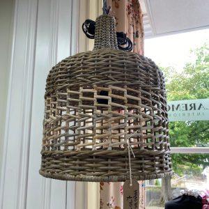 Bottle Shaped Hanging Ceiling Lamp Shade