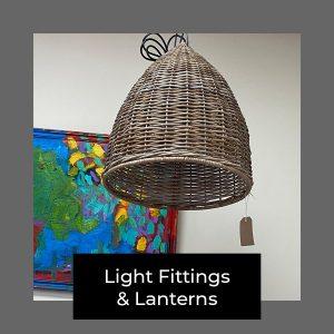 Light Fittings & Lanterns